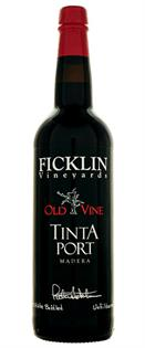 Ficklin Tinta Port Old Vine 750ml